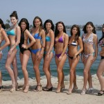 photo of 2009 Miss Mission Beach San Diego Contestants