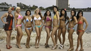 photo of Miss Mission beach 2011 Contestants