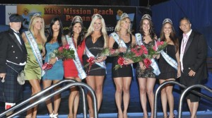 photo of Miss Mission Beach 2012 Finalists