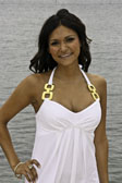 Miss Mission Beach 2011 Jennifer Galvis