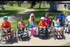 Jr Wheelchair Sports Camp
