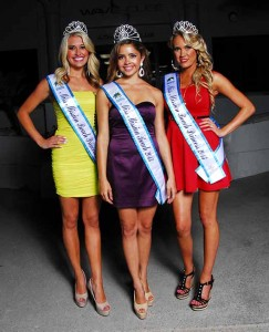 photo of 2013 Miss Mission Beach Winners Circle