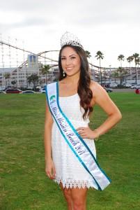 photo of Miss Mission Beach 2014 Jade Dalmacio